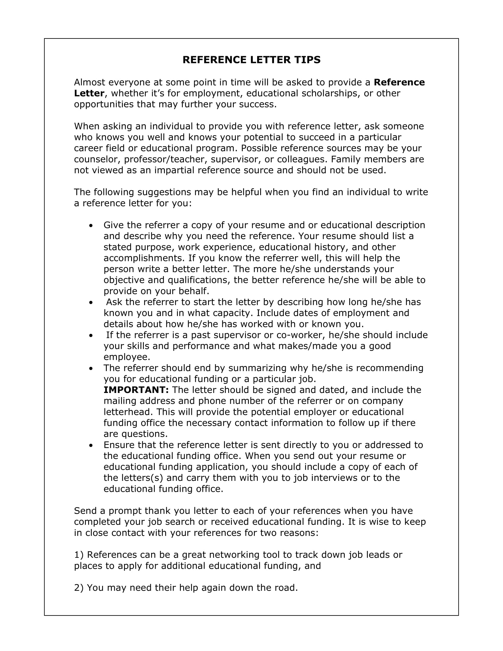 9+ Reference Letter from a Previous Employer Examples - PDF