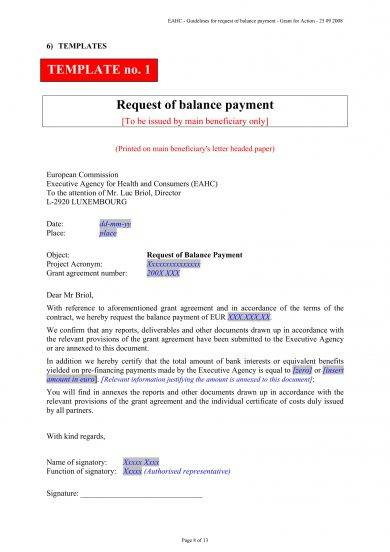 Letter requesting payment for overdue account copy letter asking for request of balance payment agreement letter example spiritdancerdesigns Gallery