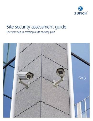 site security assessment guide example
