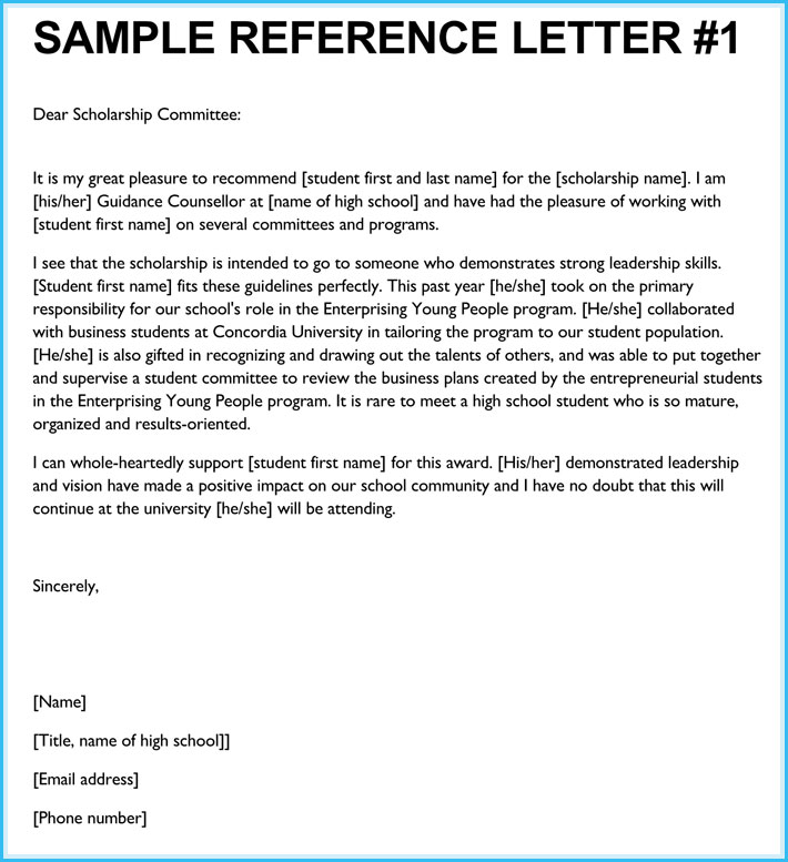 8 reference letter for employee examples pdf student reference letter spiritdancerdesigns Image collections