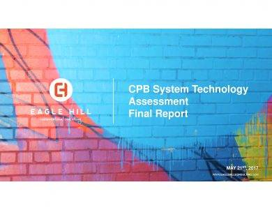 system technology assessment final report example