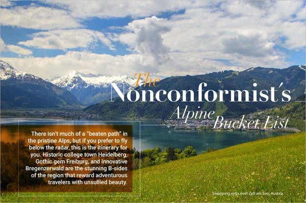 the nonconformists alpine bucket list example1