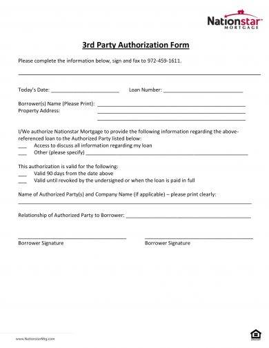 third party authorization form example1