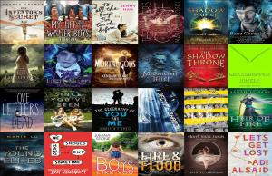 top teen novels reading list