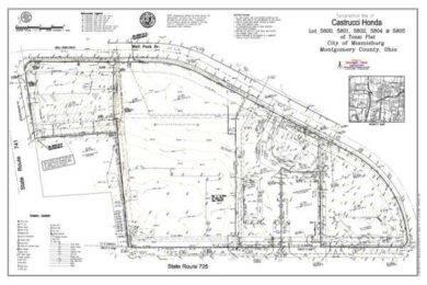 topography survey example1
