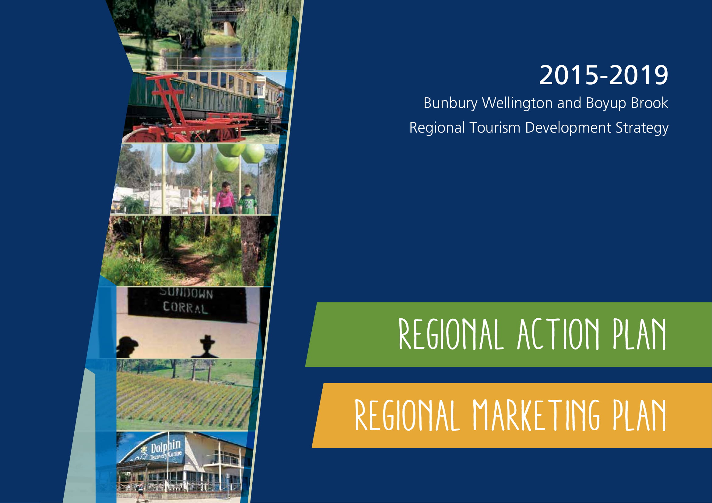 tourism marketing action plan example