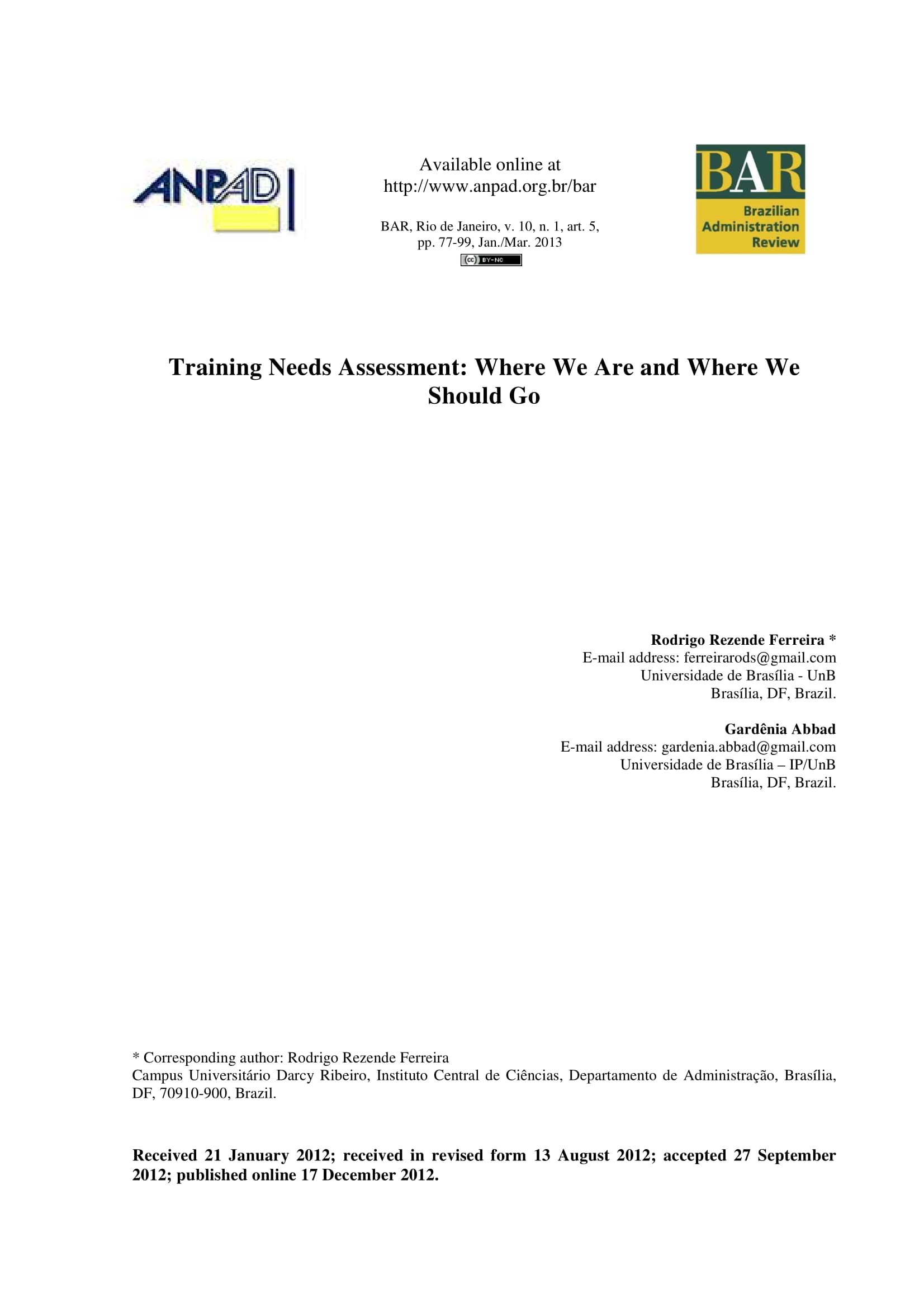 training needs assessment example 01