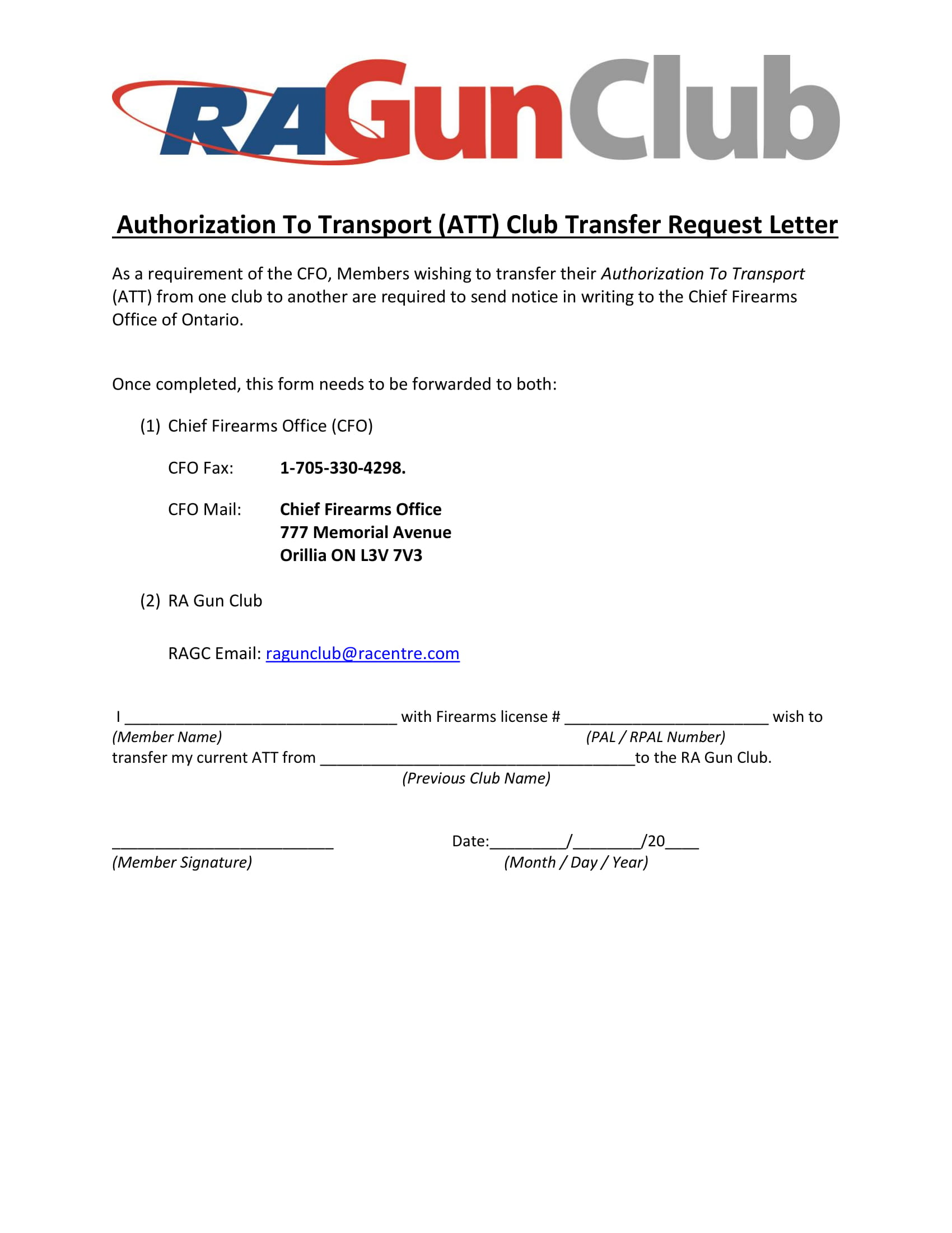9+ Transfer Request Letter Examples - PDF, DOC | Examples