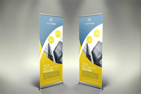 Why are banners good for local business advertising