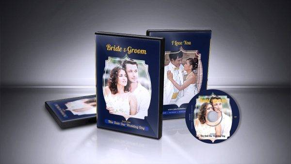 wedding cd label example1