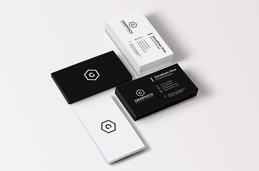 elegant business card1
