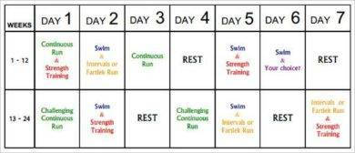 9 30day fitness plan example  pdf  examples