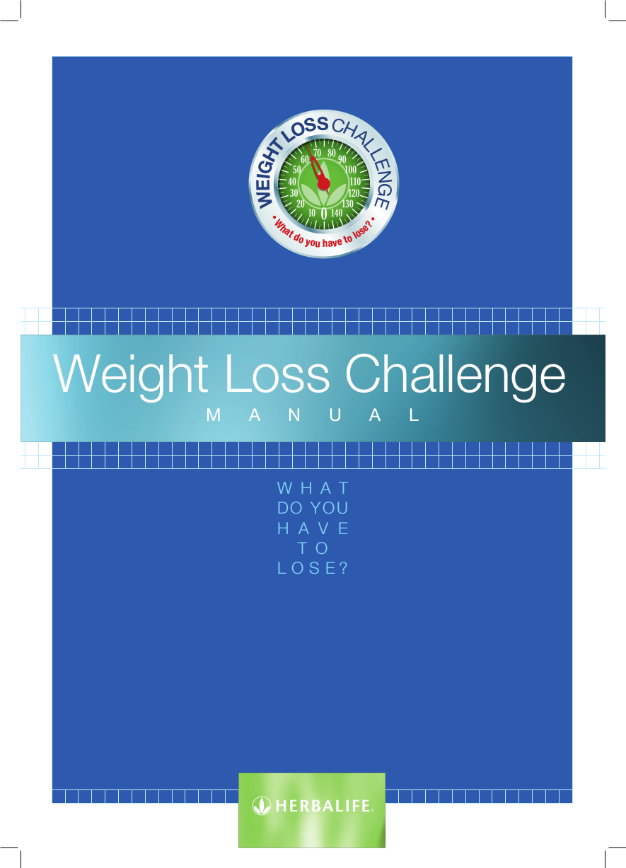 90 day weight loss challenge manual