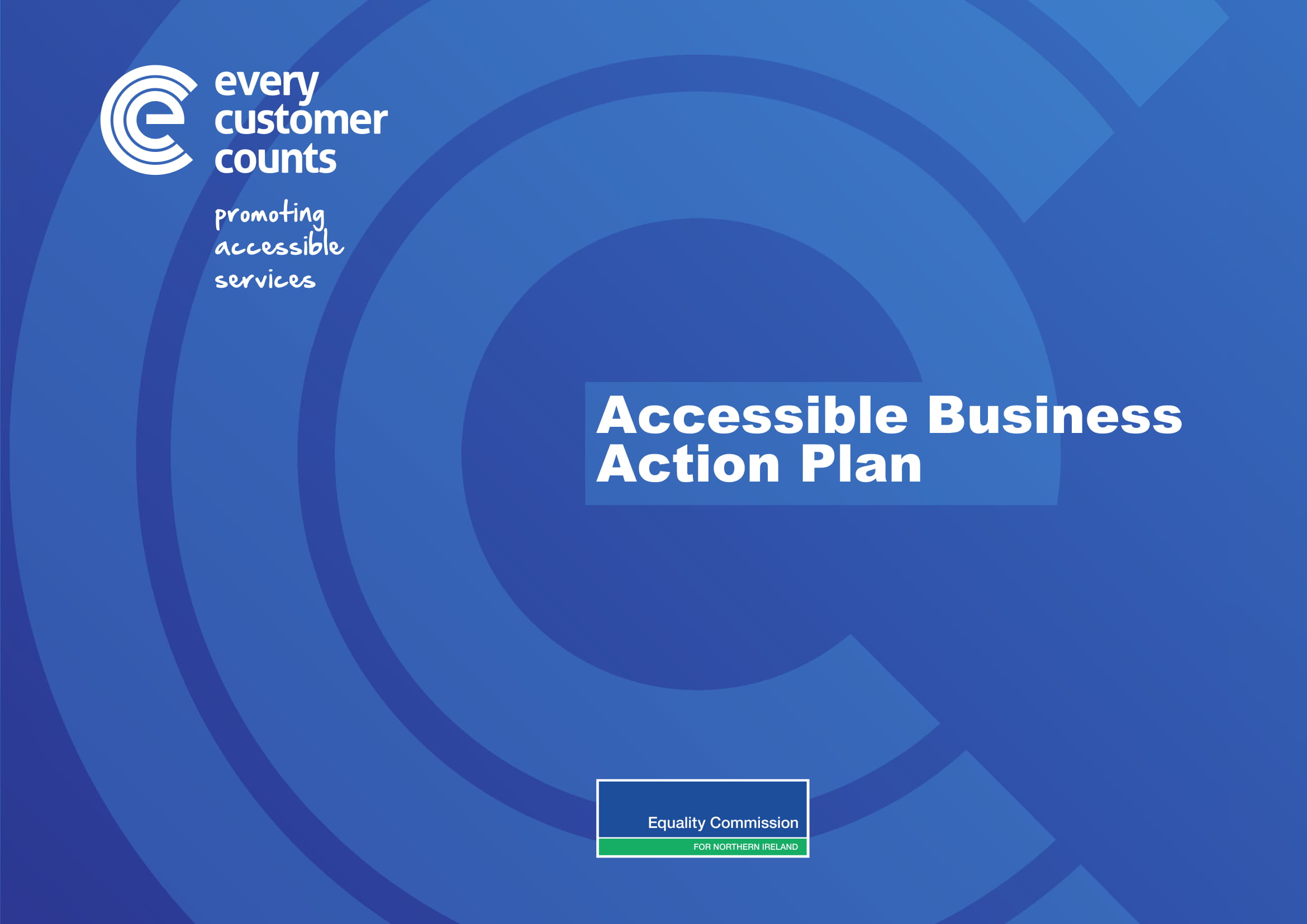 accessible business action plan example 1