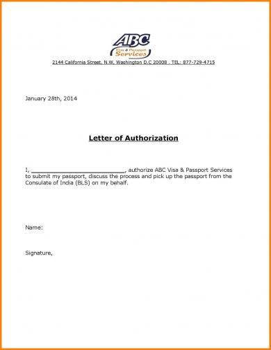 20 authorization letter format examples pdf authorization letter format for passport example spiritdancerdesigns Image collections