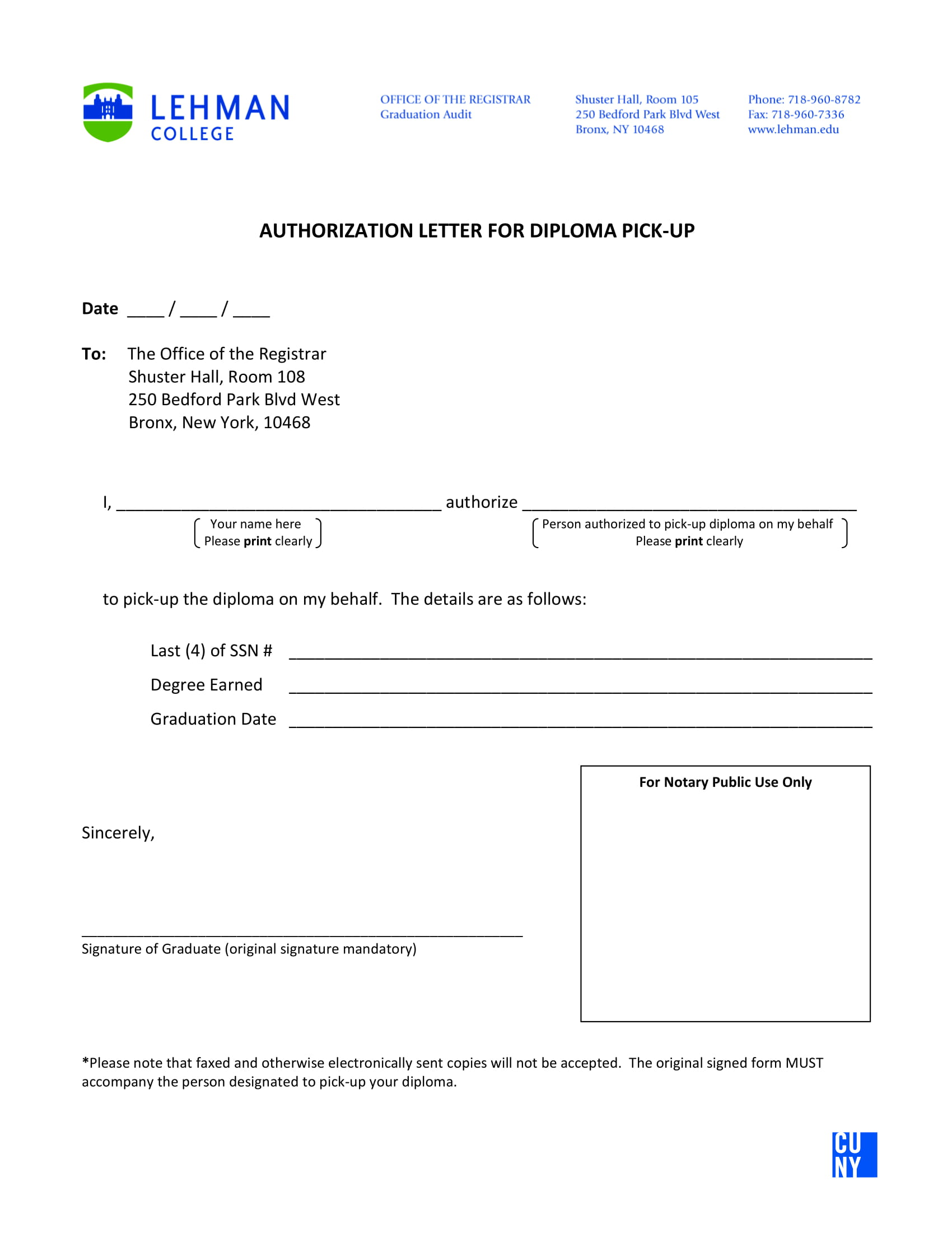 9+ Authorization Letter to Receive Documents Examples - PDF