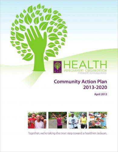 basic community action plan example