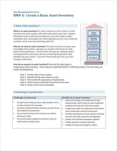 basic inventory asset example1