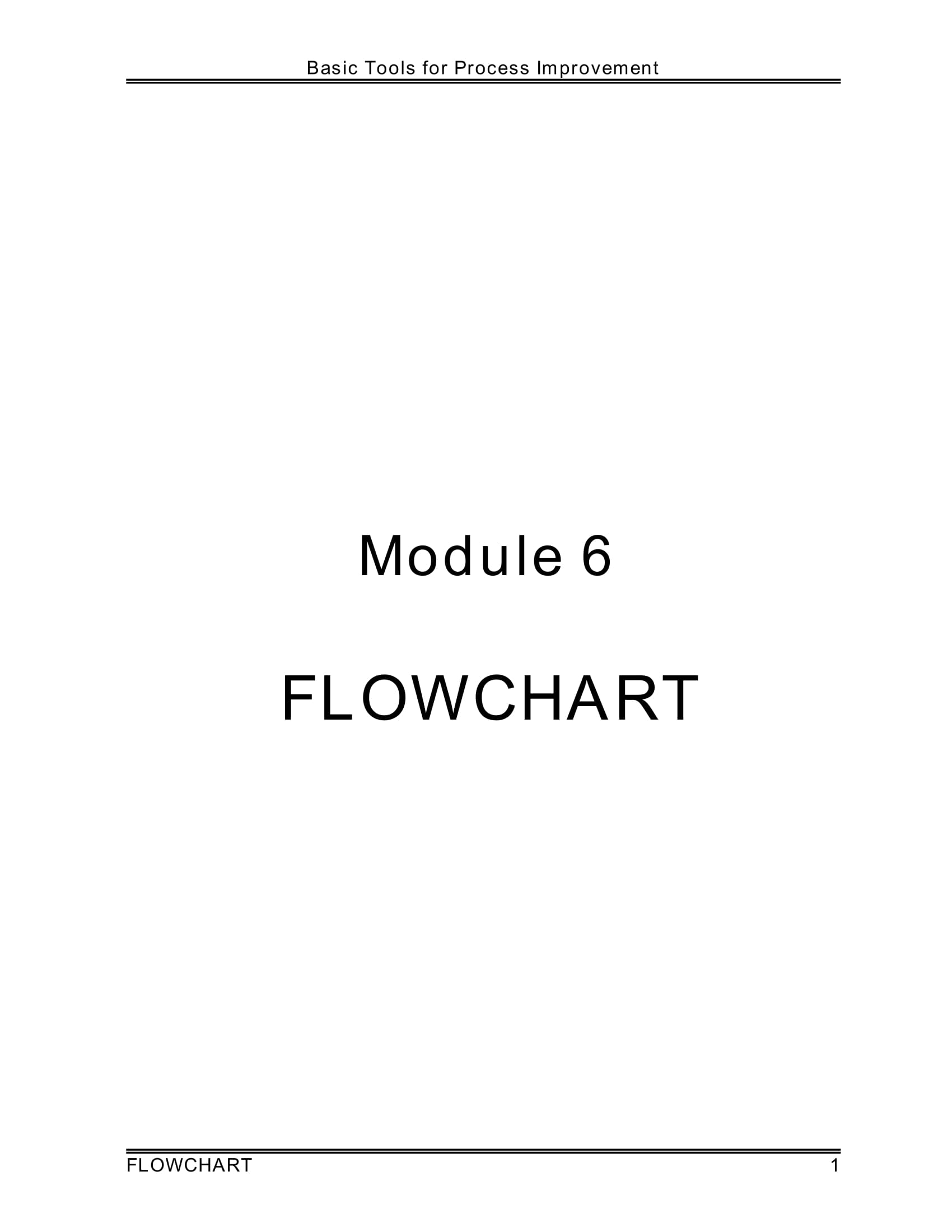 9 Process Flow Chart Examples Pdf