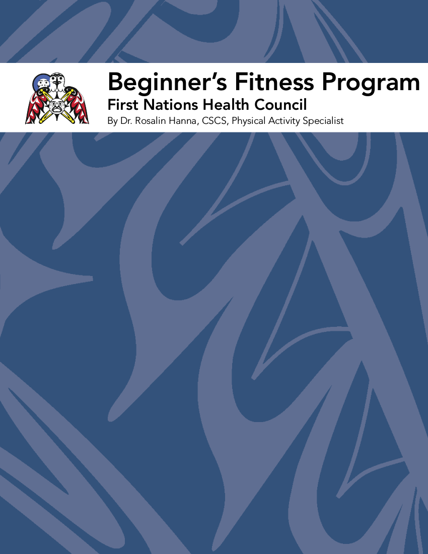 beginner's fitness program