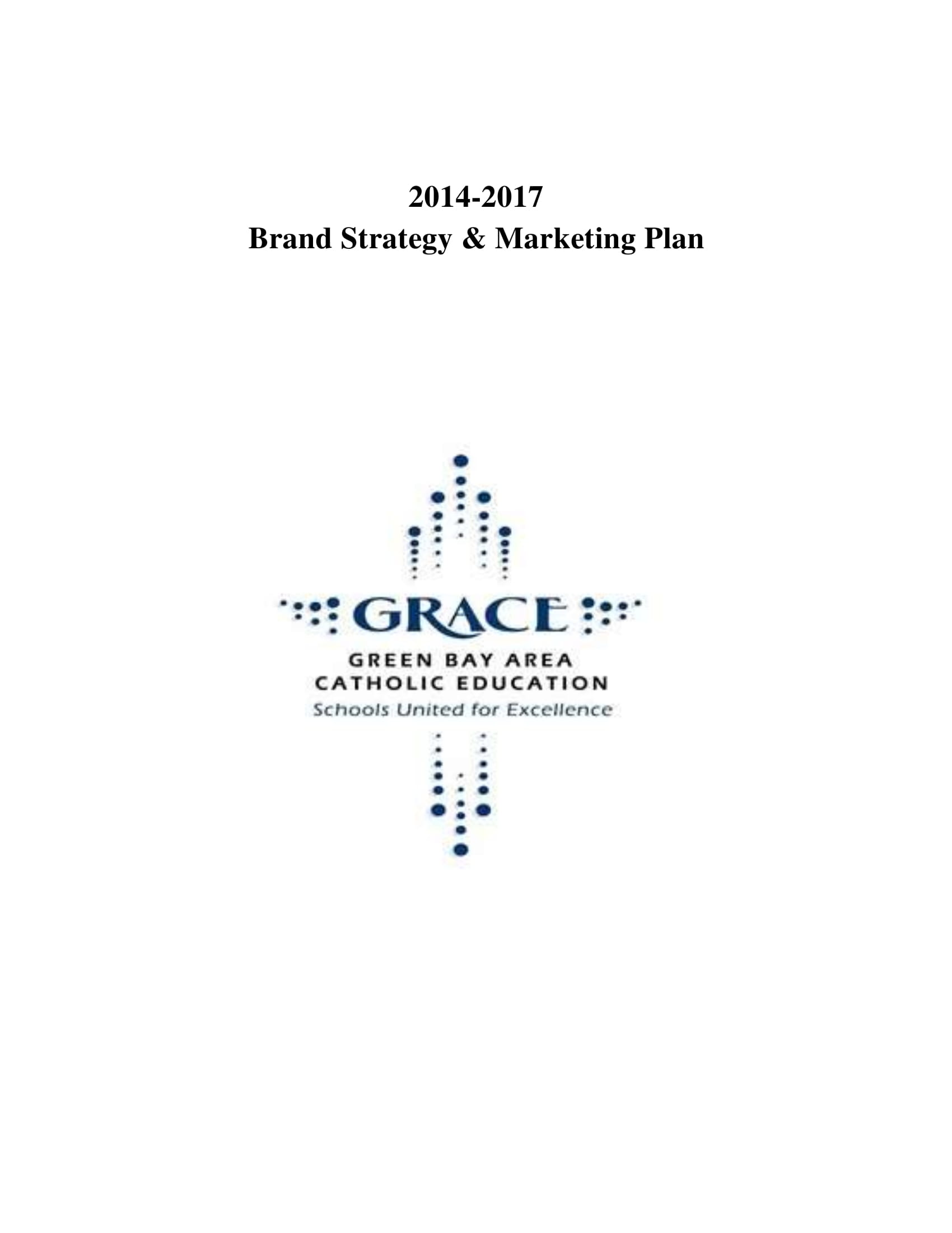 brand strategy and marketing plan example