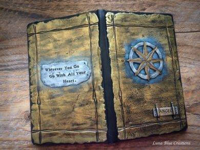 brown vintage compass journal1
