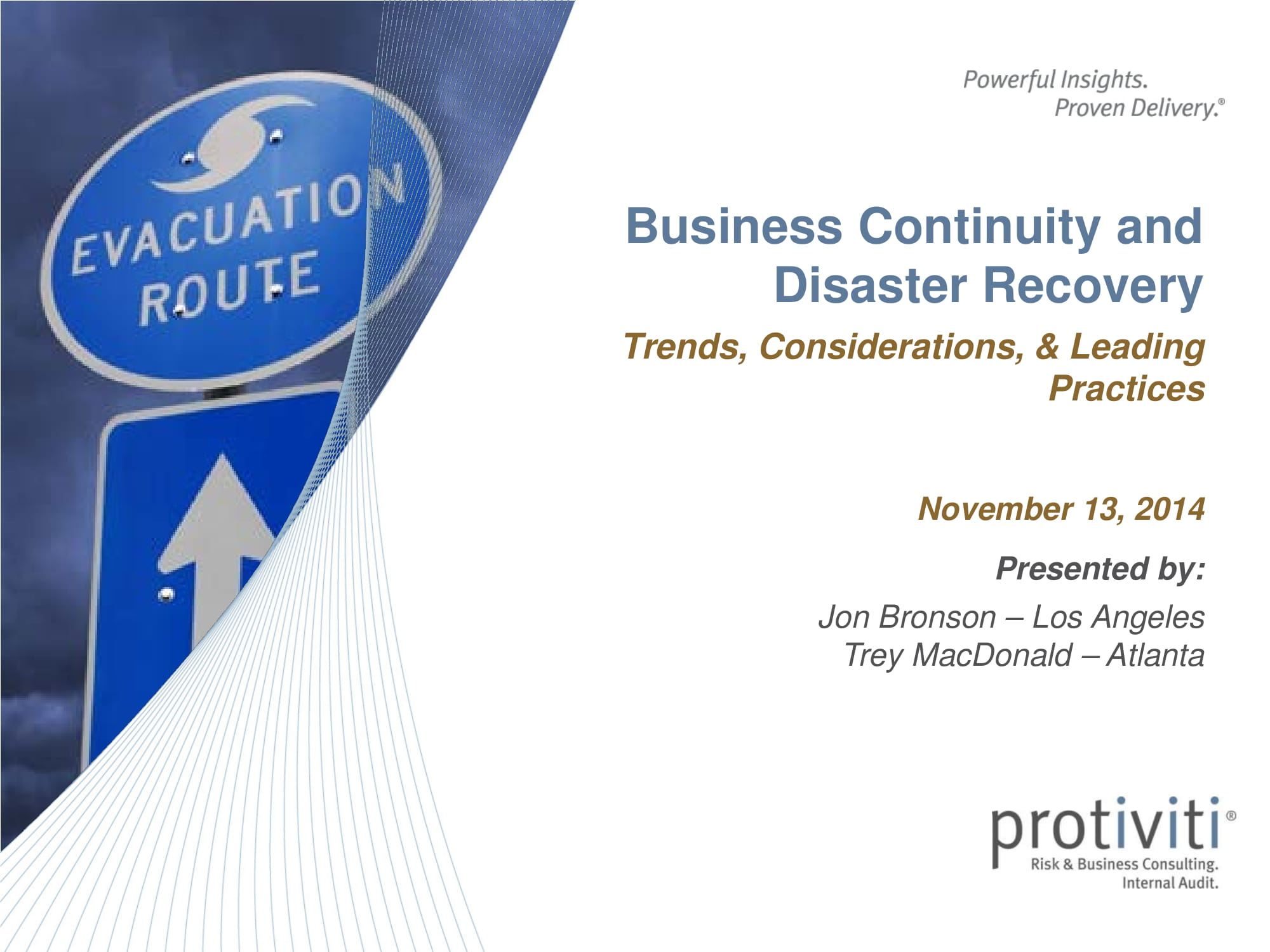 business continuity and disaster recovery plan example 01