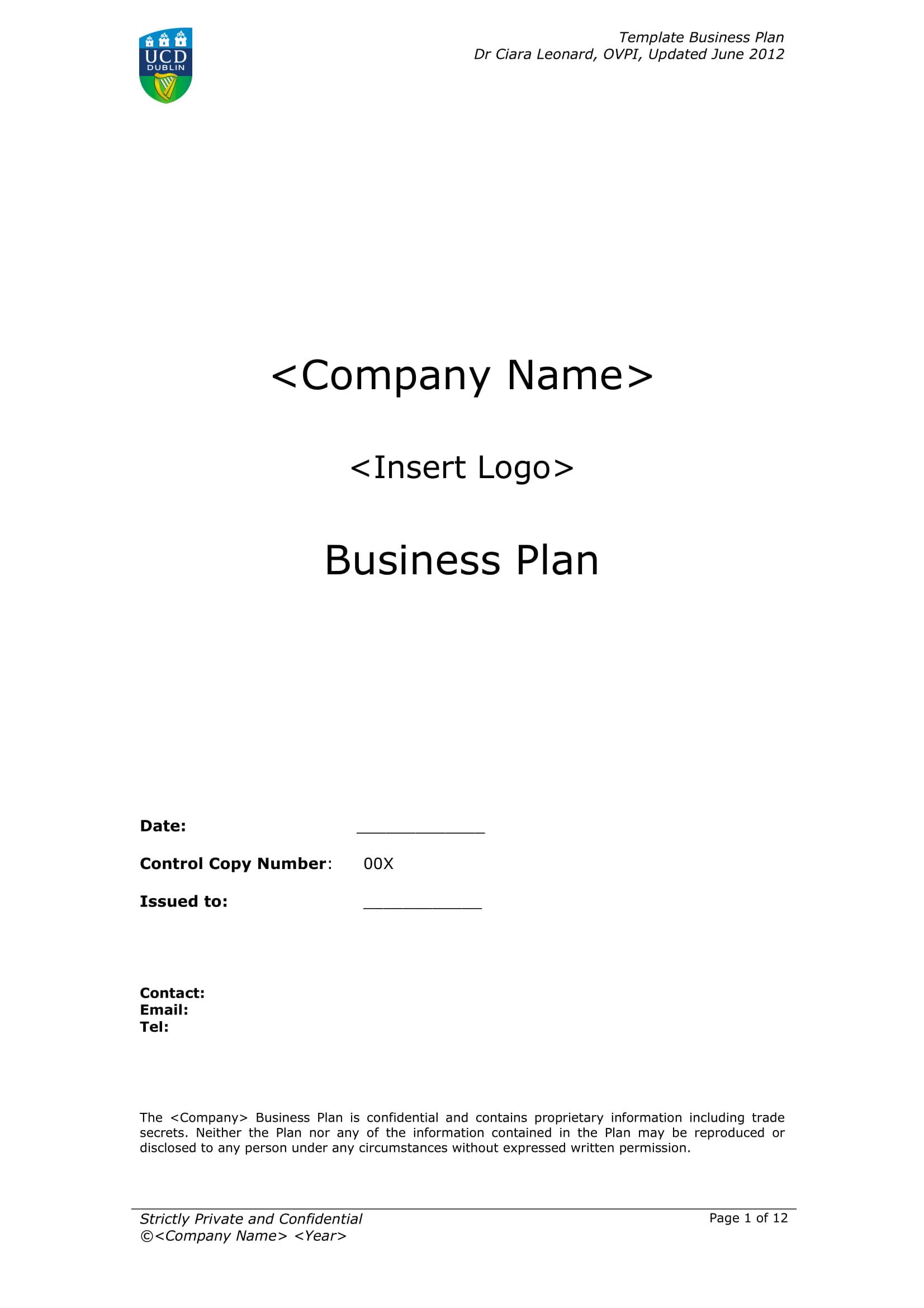 9  market analysis business plan examples