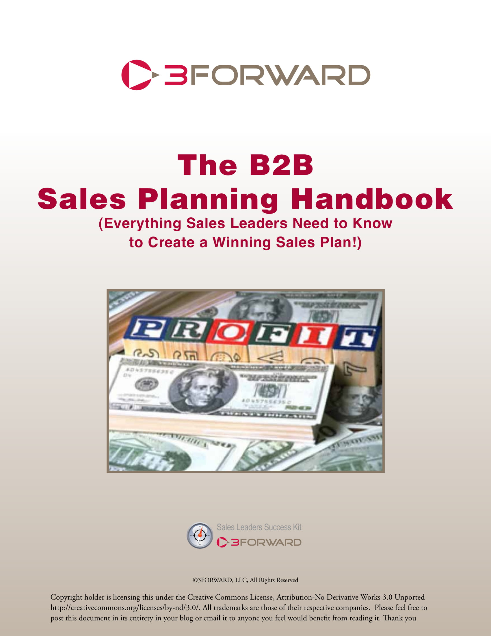 business to business sales action planning example 01