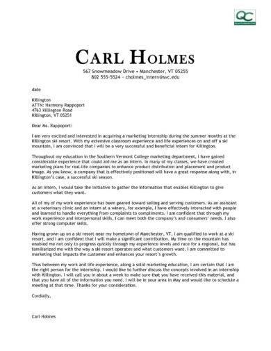 carl holmes resume