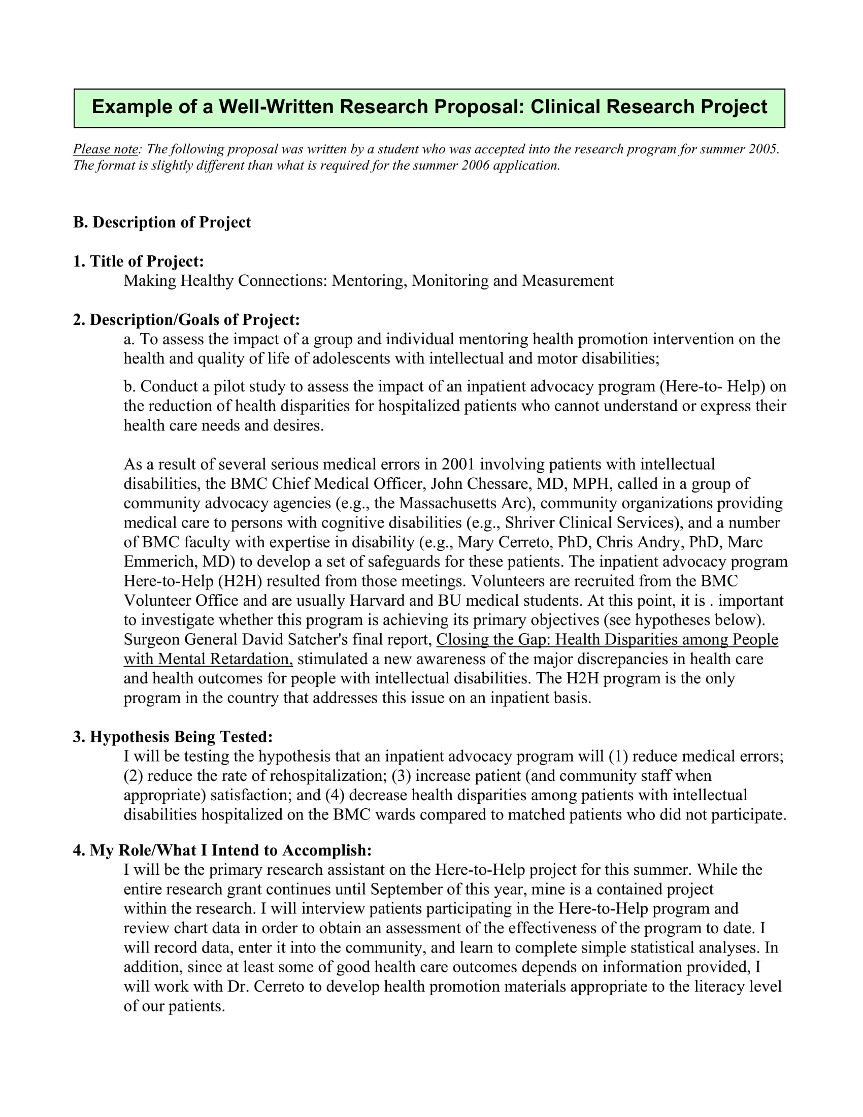 university project proposal example pdf