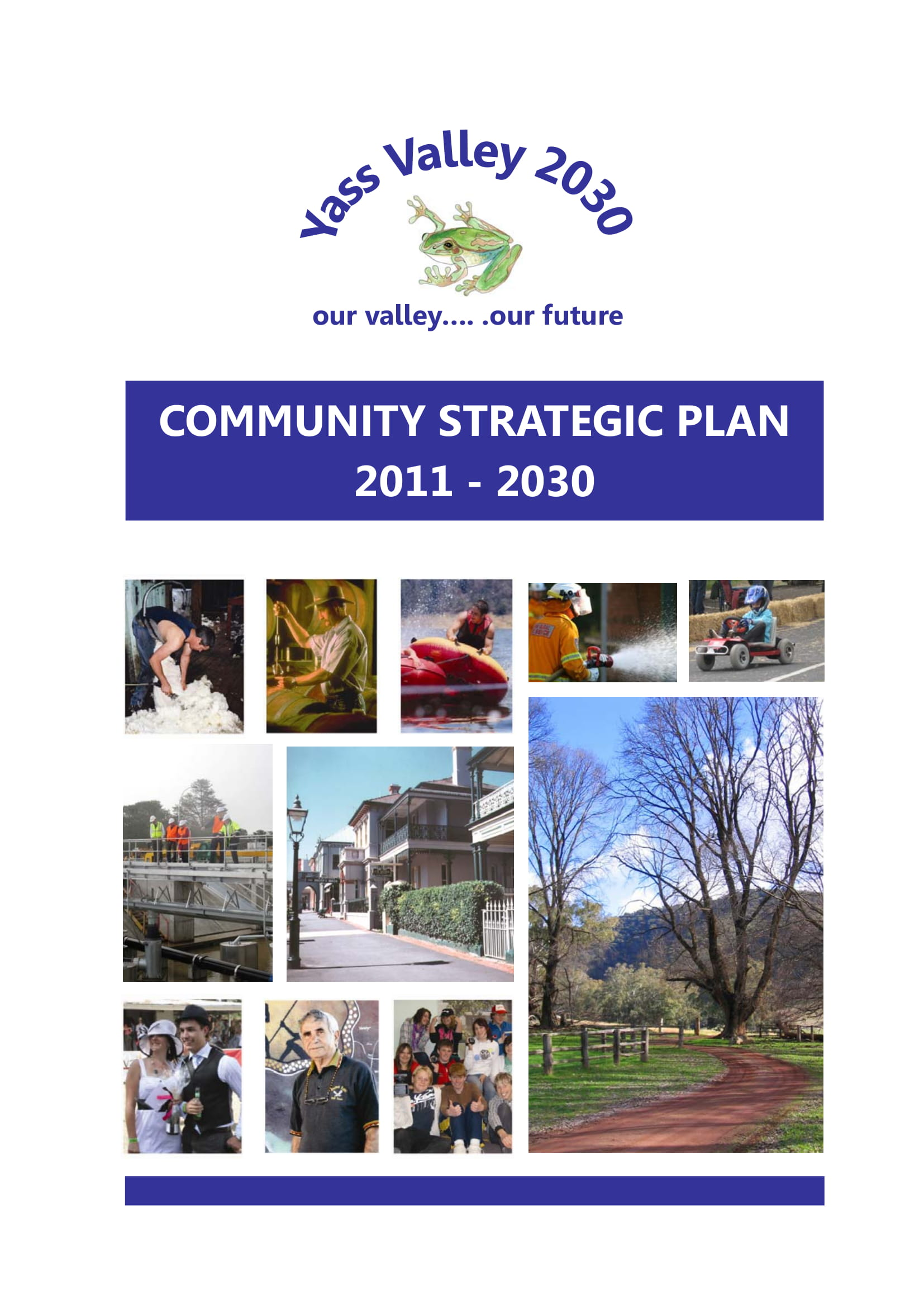 community strategic plan example 01