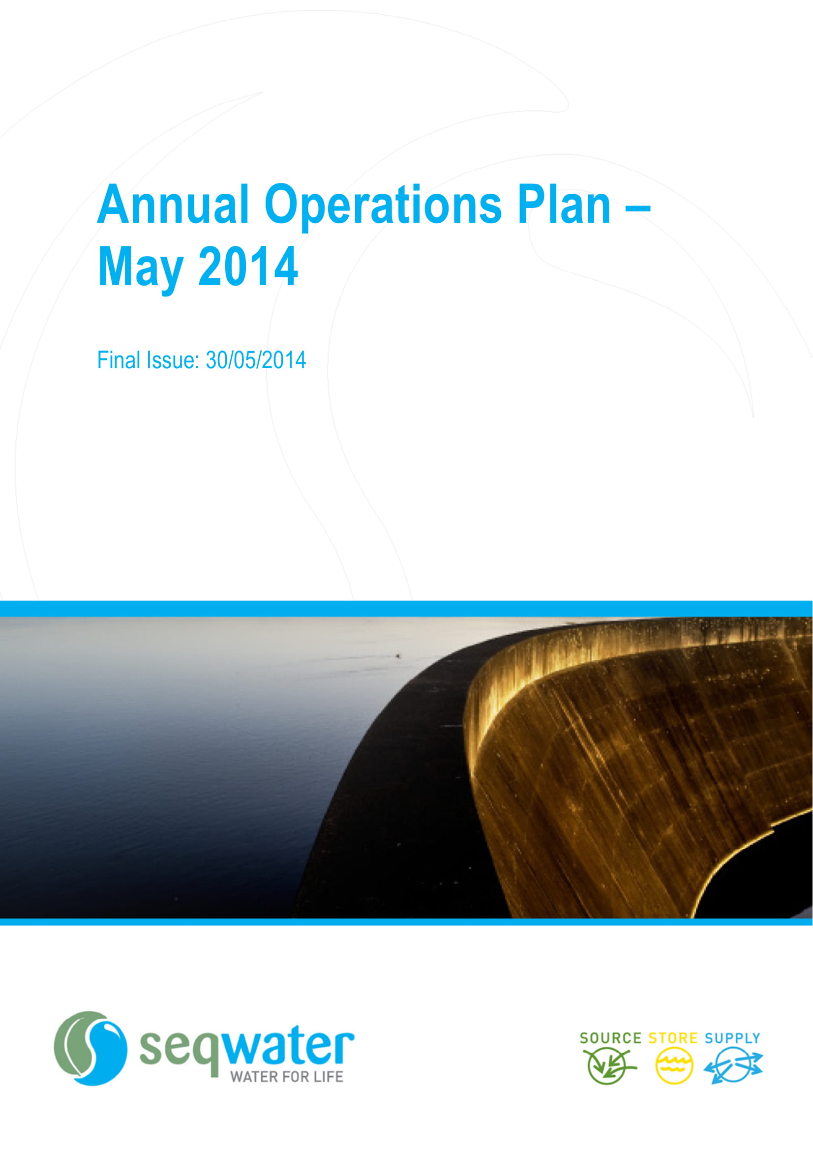 company annual operational plan example
