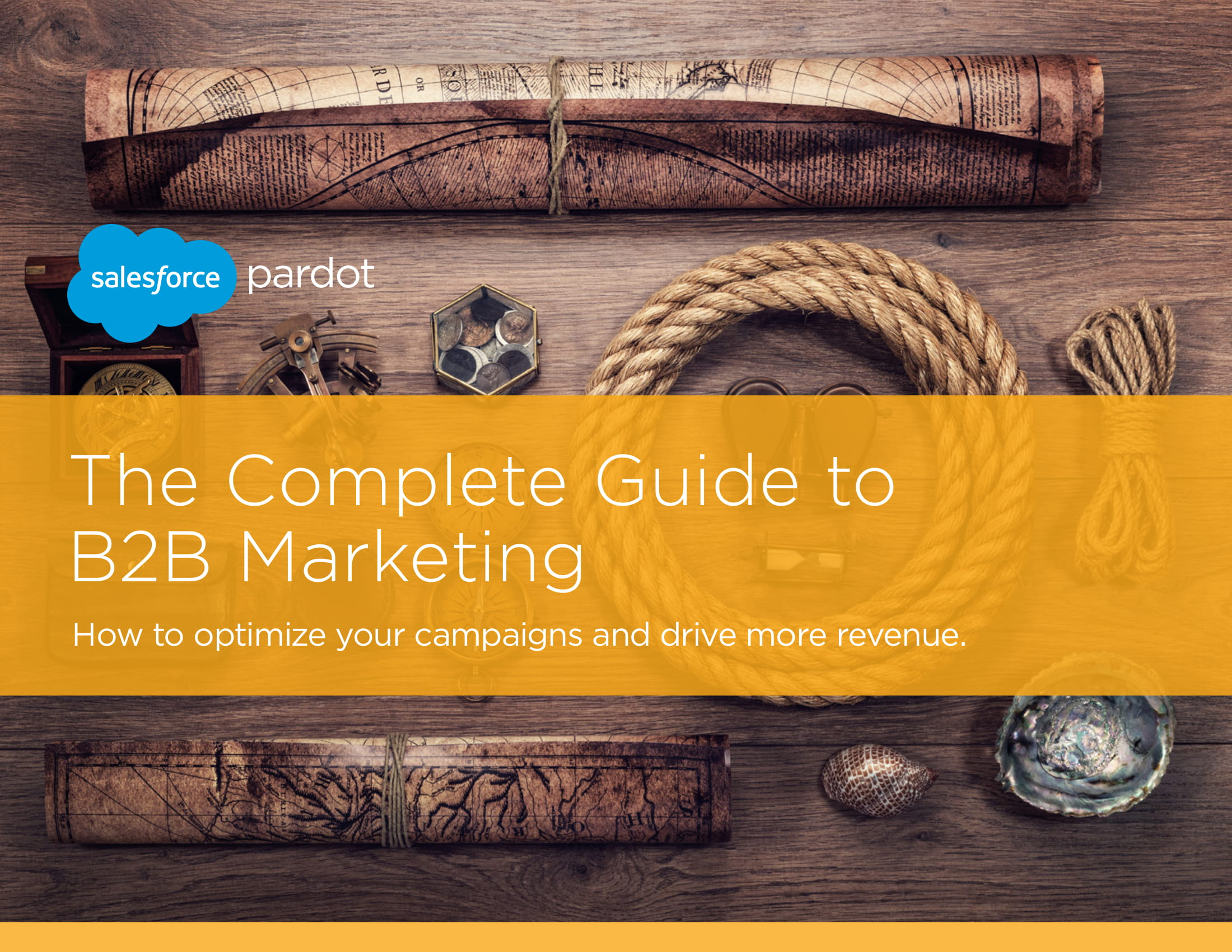 complete guide to b2b marketing example