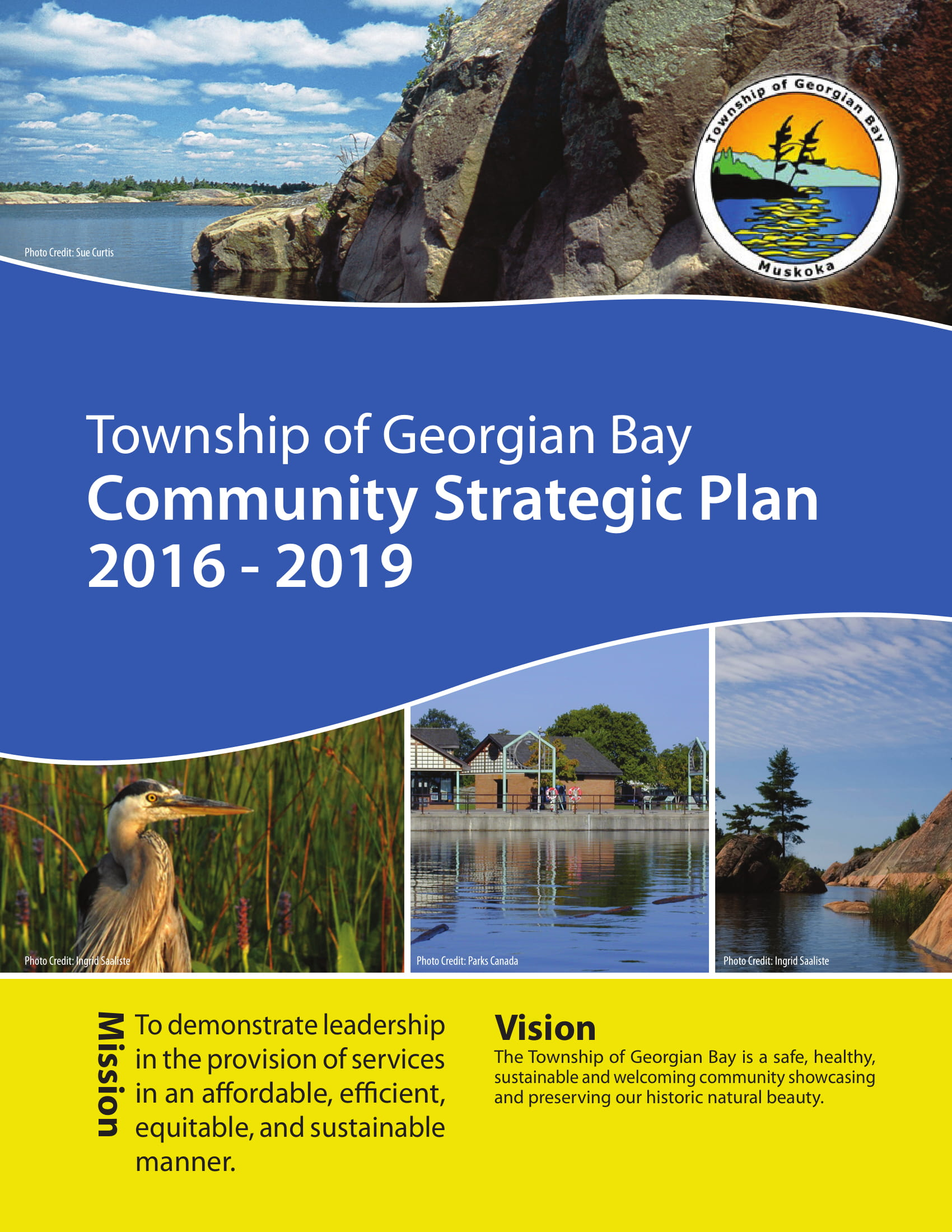 comprehensive community strategic plan example 1