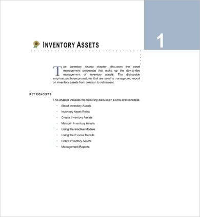 concept of inventory asset and examples1
