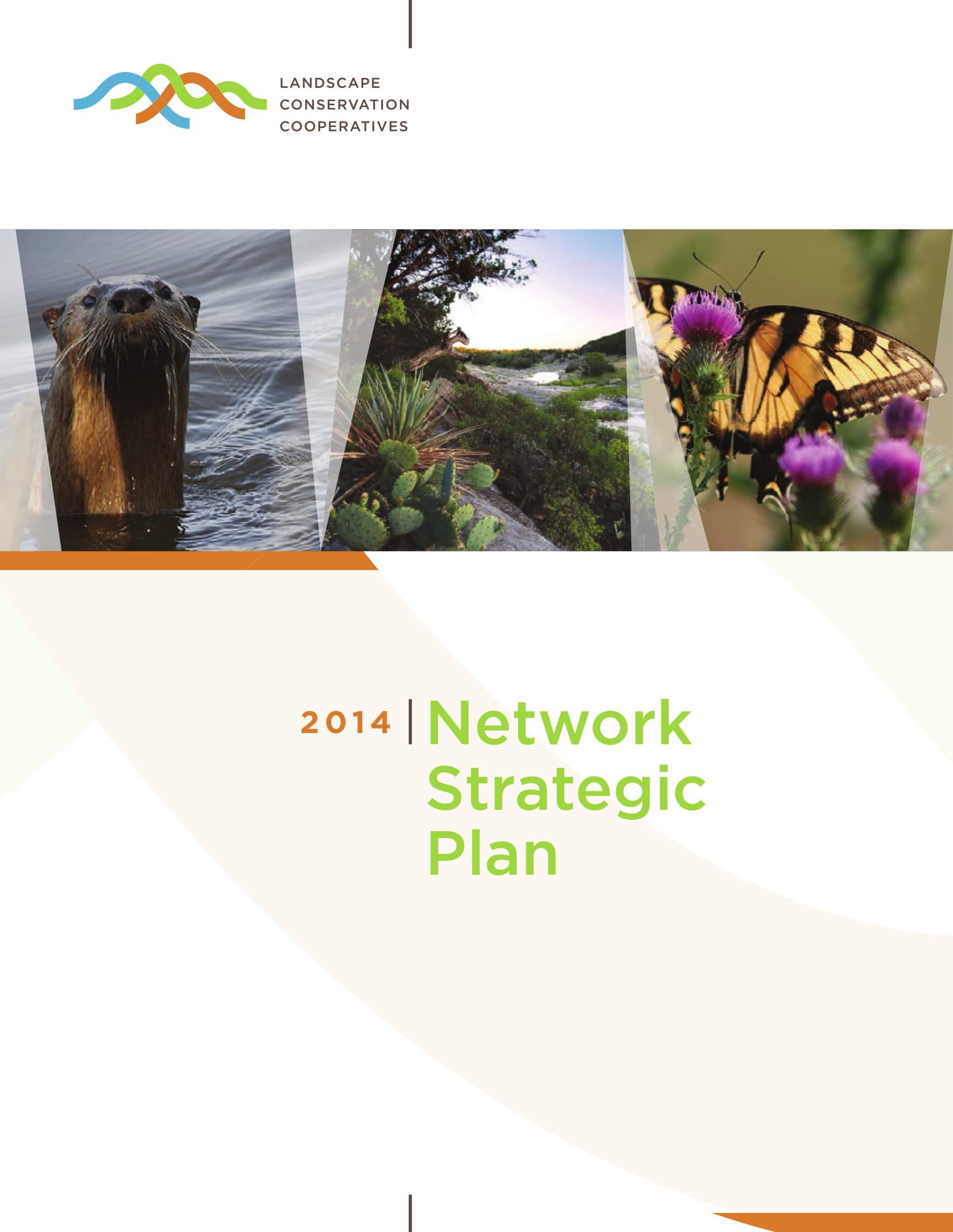 cooperatives network strategic plan example