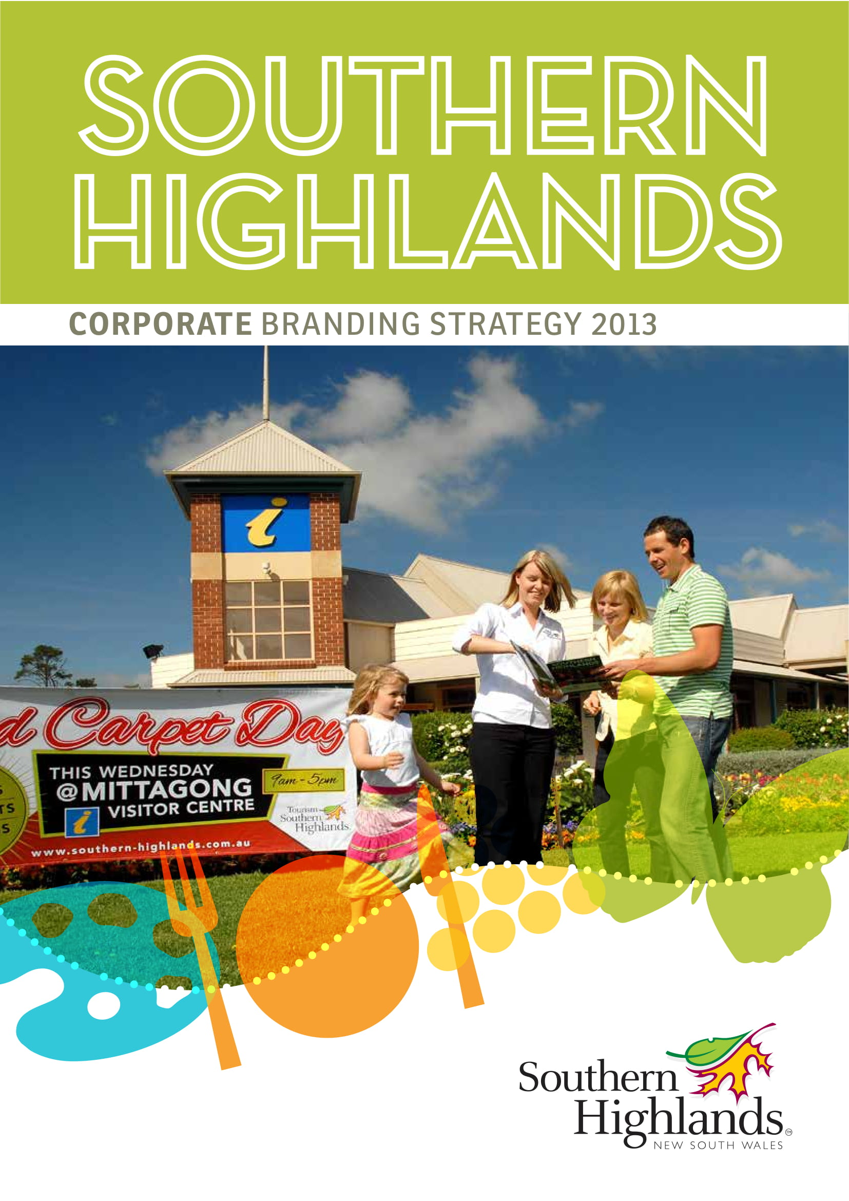 corporate branding strategy plan example