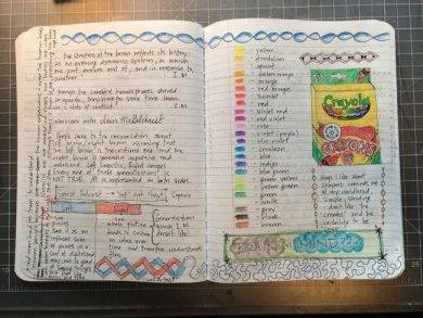 crayola travel journal1