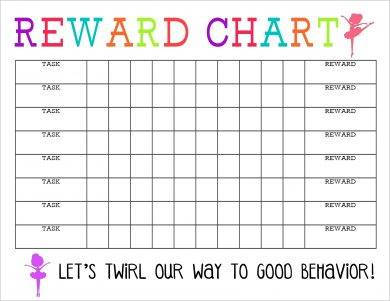 creative reward chart example1
