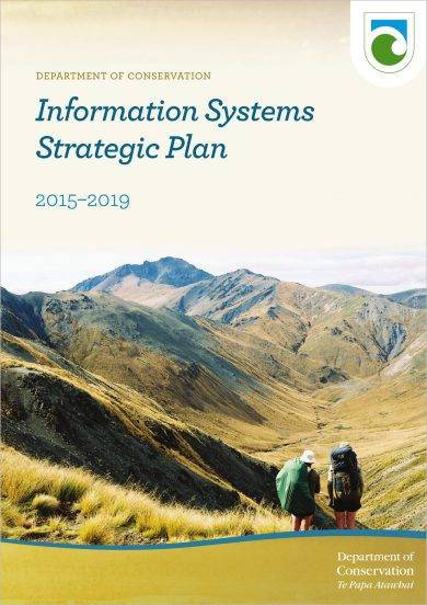 department of conservation information systems strategic plan example