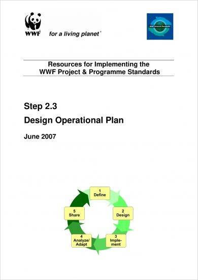 design project operational plan example1