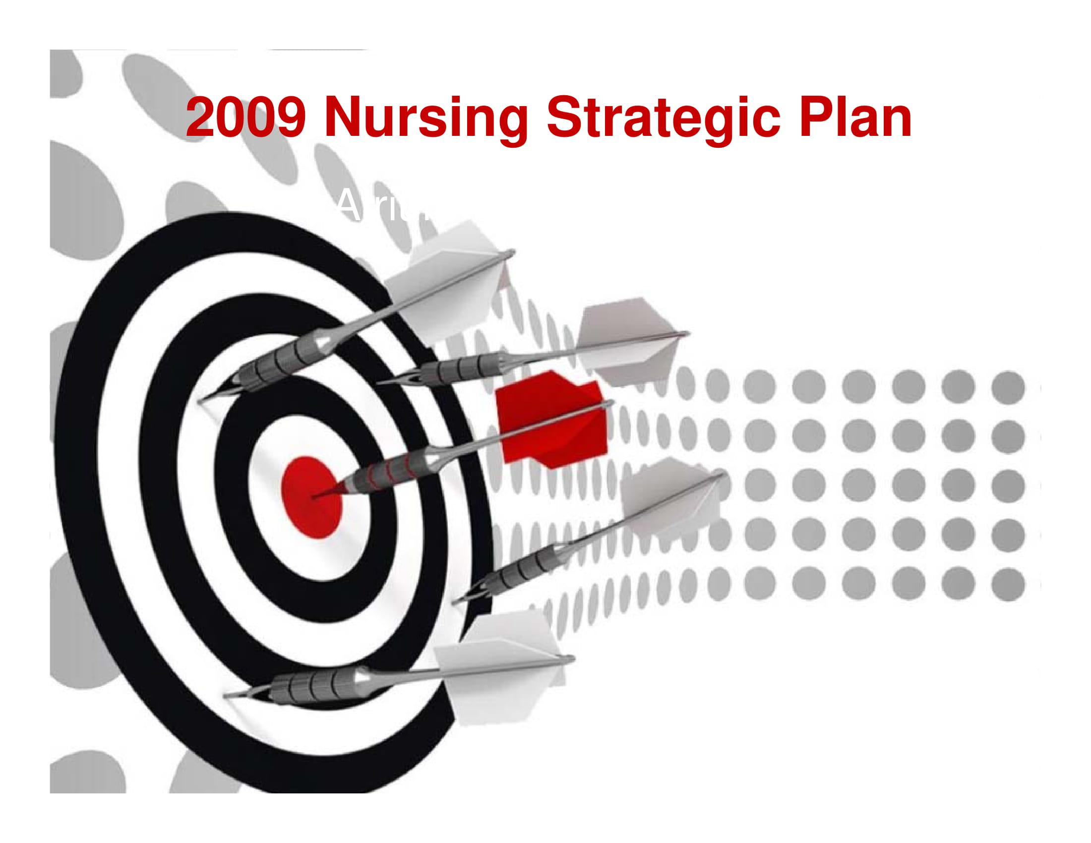 detailed nursing strategic plan example 01