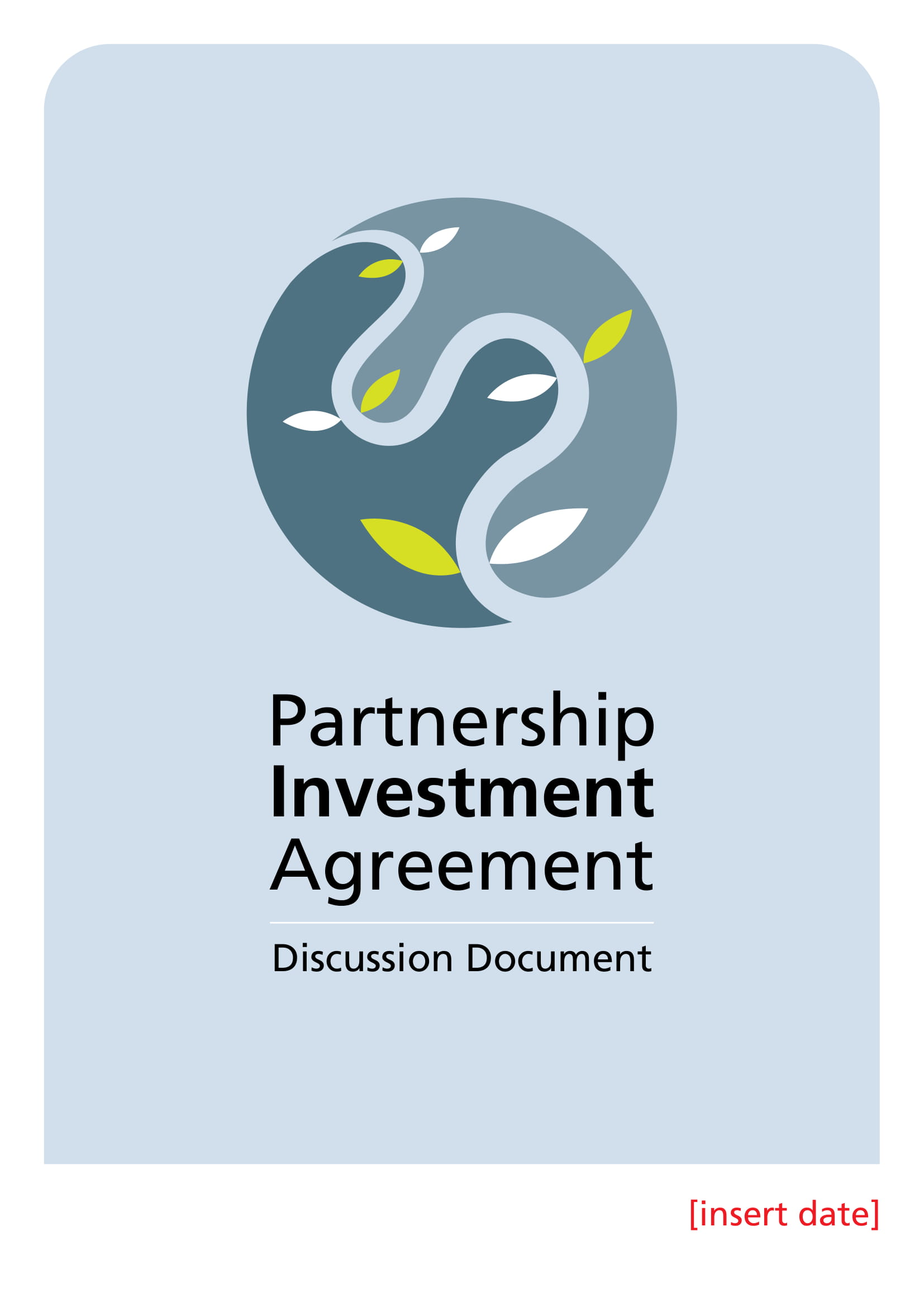 detailed partnership investment agreement example