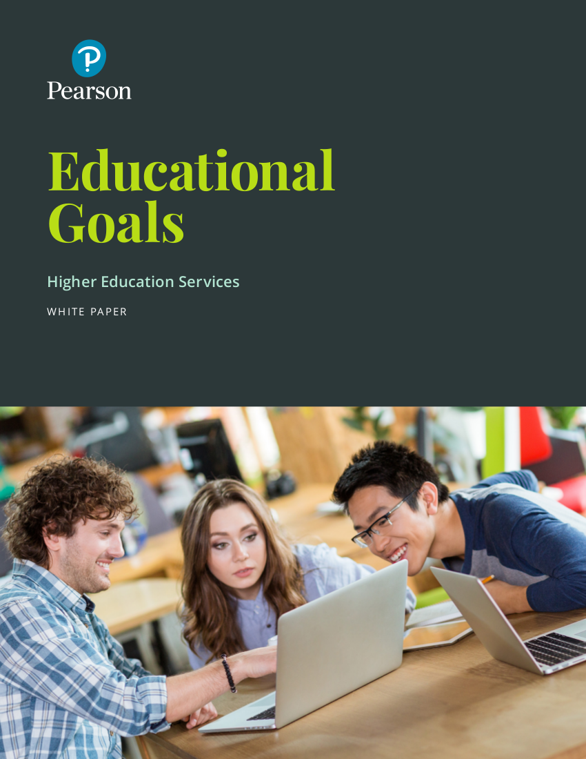 educational goals example