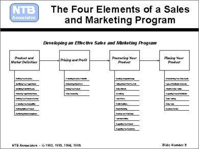 elements of sales and marketing plan example1