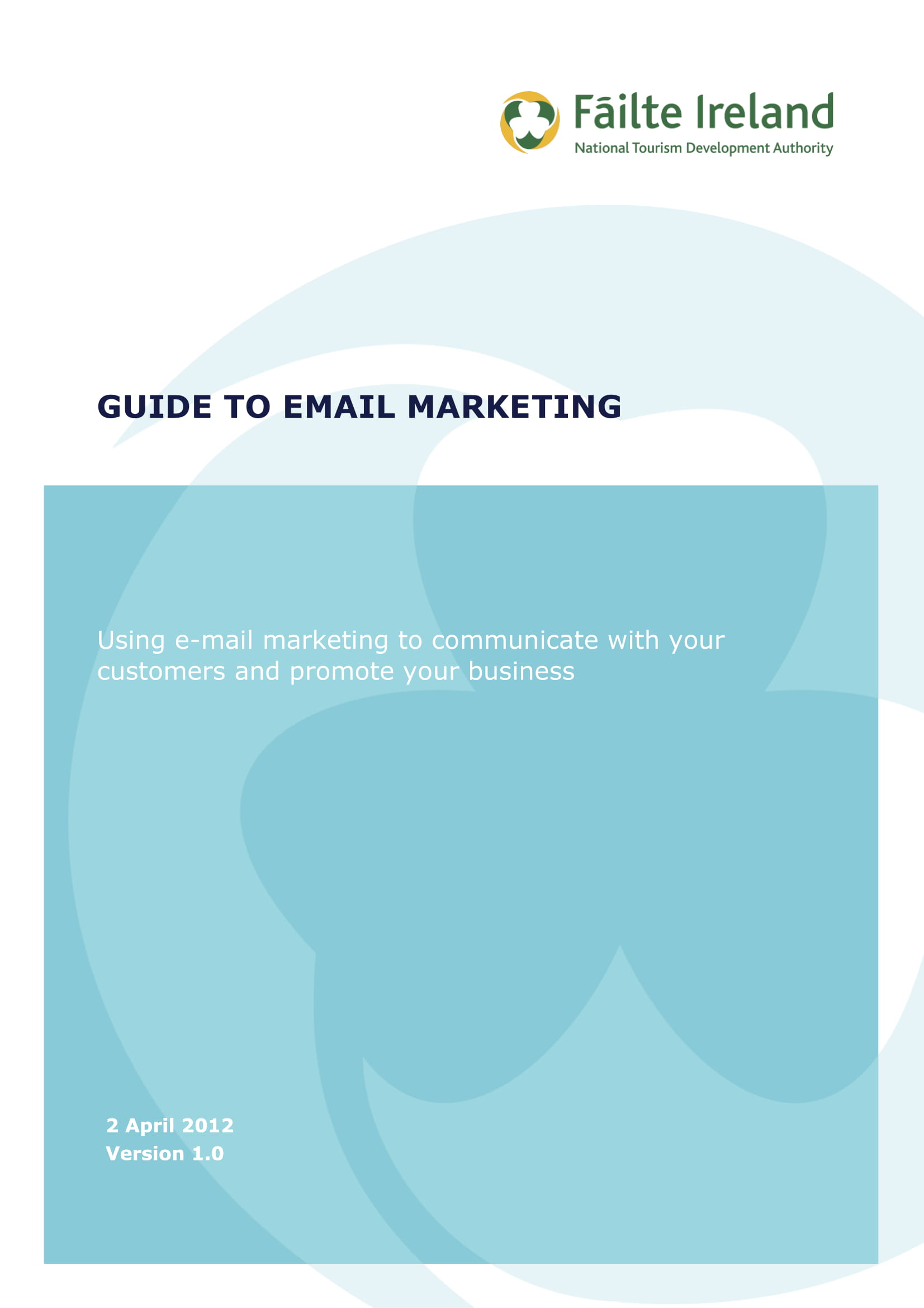 email marketing plan guide example 01