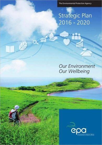 environmental brief strategic plan example1
