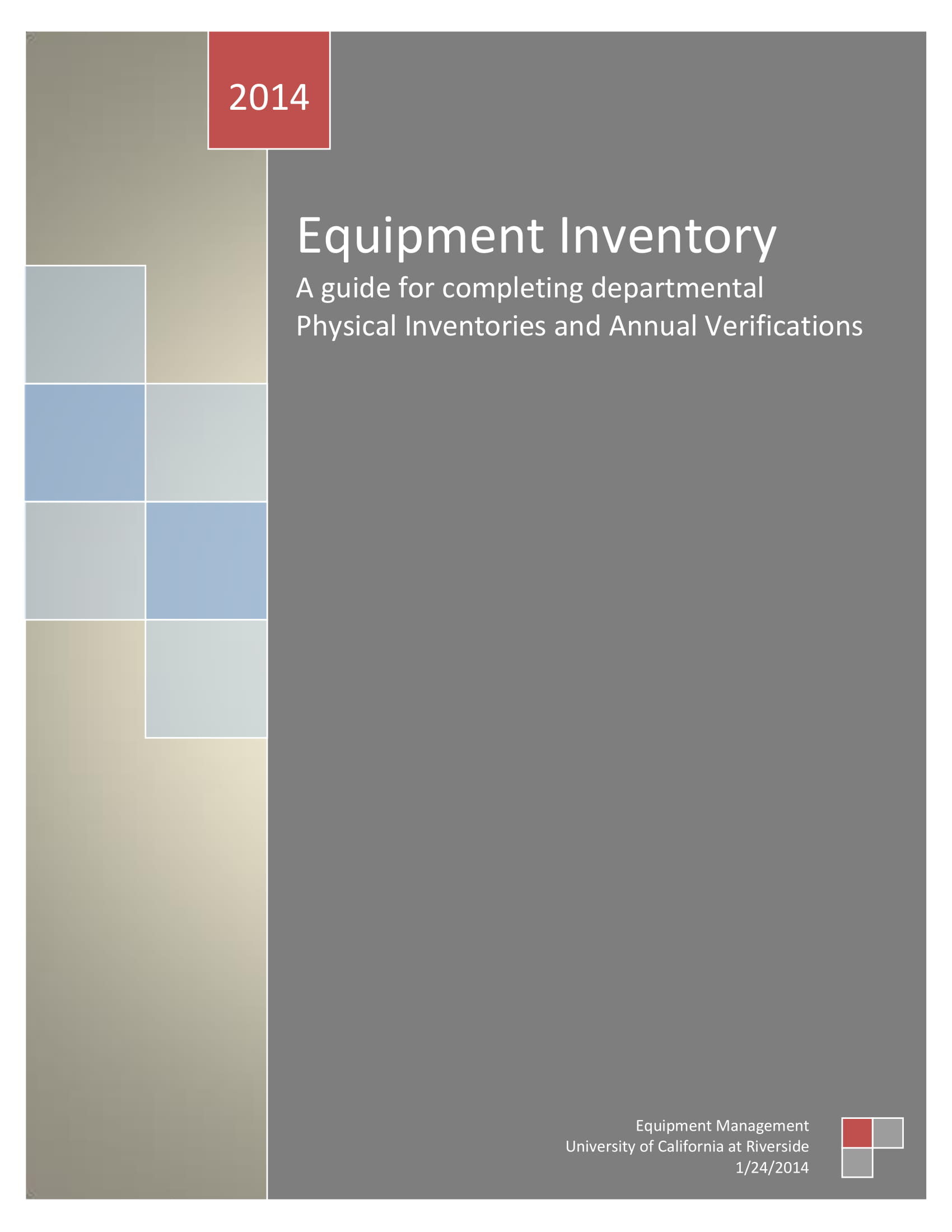 equipment inventory example 01