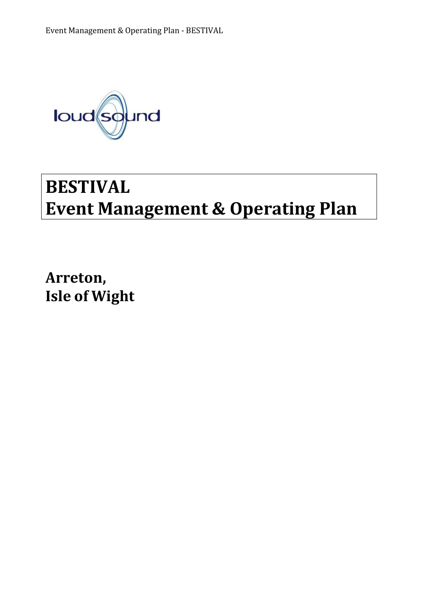 event management and operating plan example 01